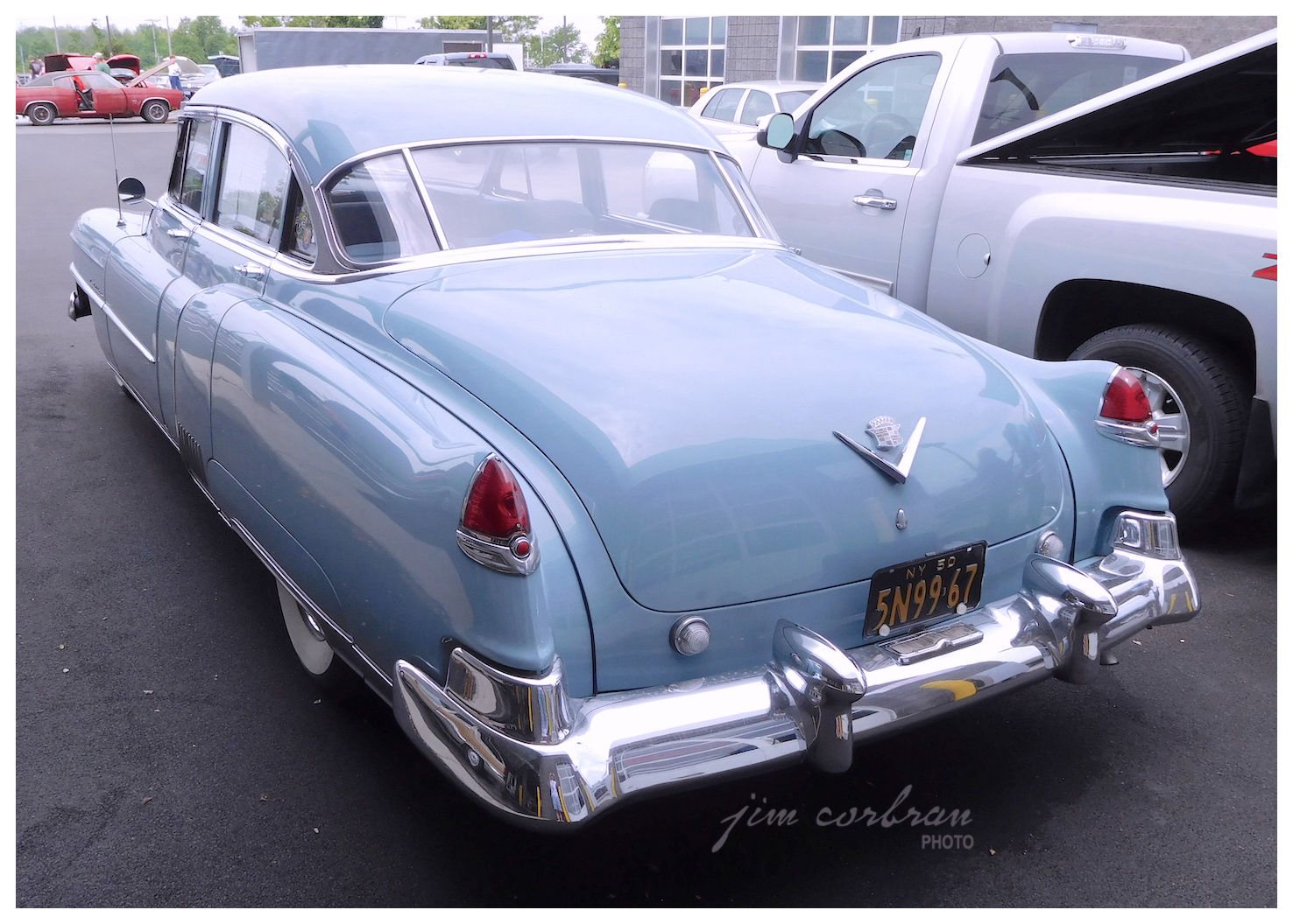 West Herr Chevy Orchard Park >> RealRides of WNY **UPDATE ** - 1950 Cadillac Sixty Special