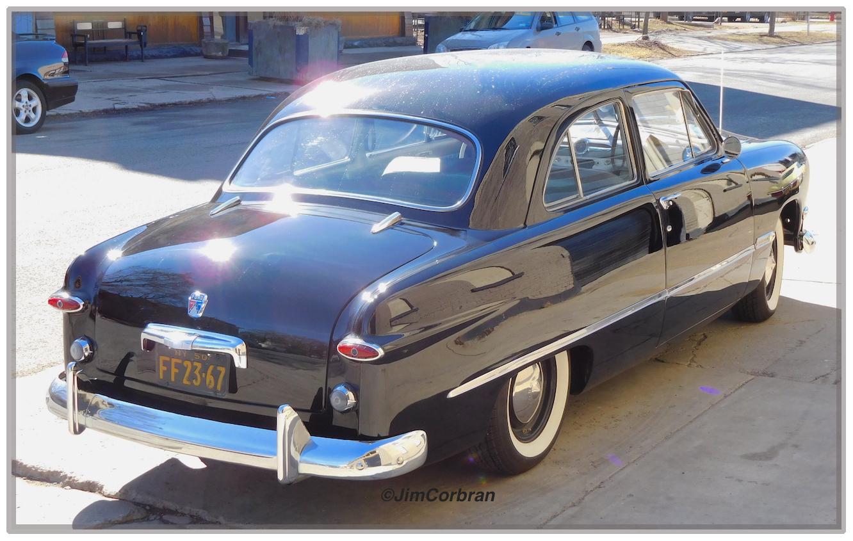 RealRides of WNY - 1950 Ford Custom