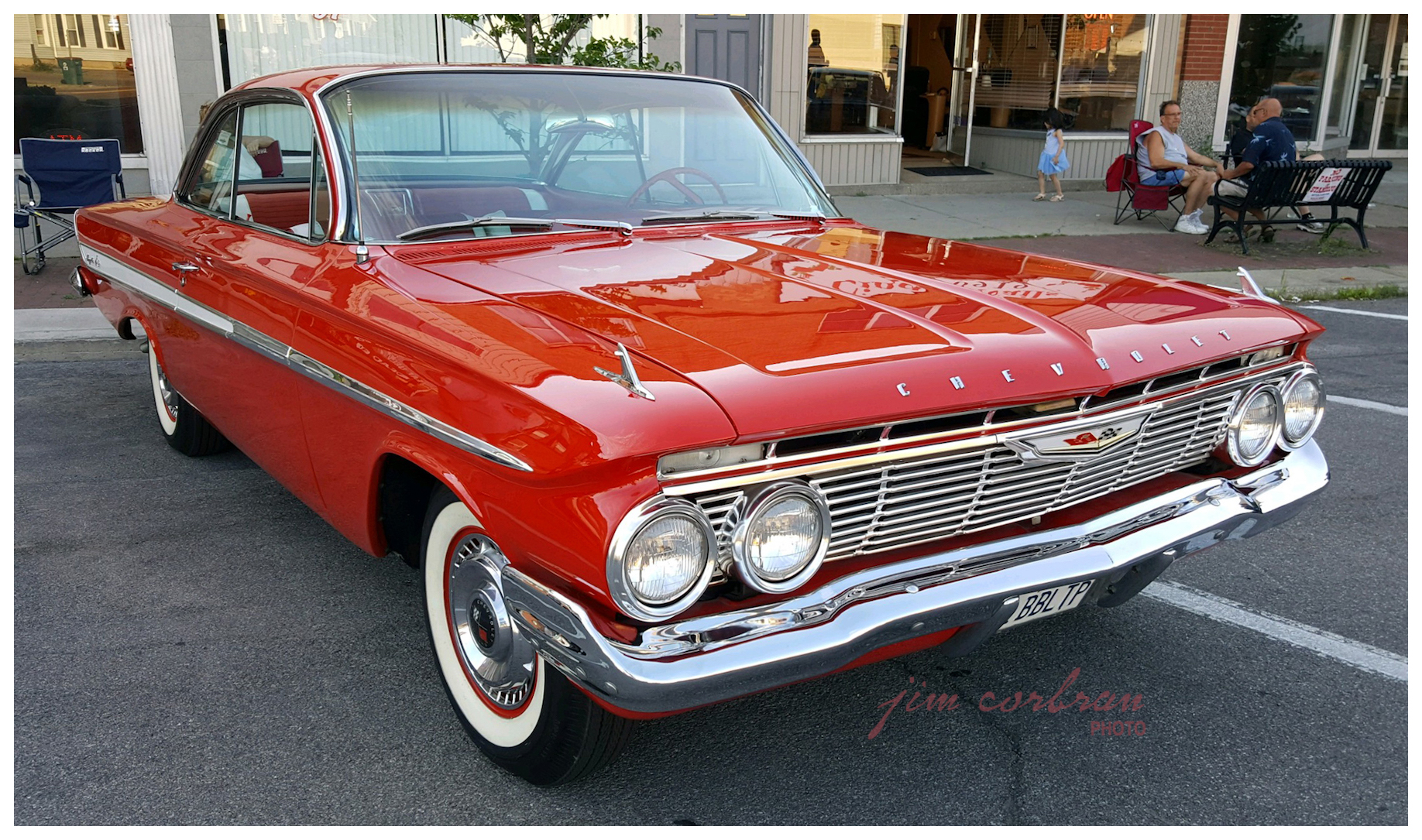 Realrides Of Wny 1961 Chevrolet Impala Chevy Ss Some Call This Style Sport Coupe A Bubbletop Due To Its Rakish Airy Roofline See An Actual Below Ed Big Daddy Roths