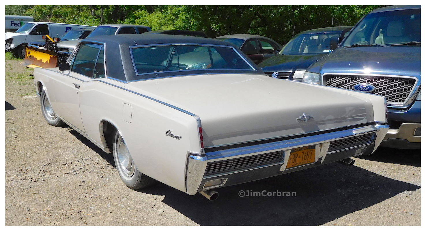 RealRides of WNY  1966 Lincoln Continental