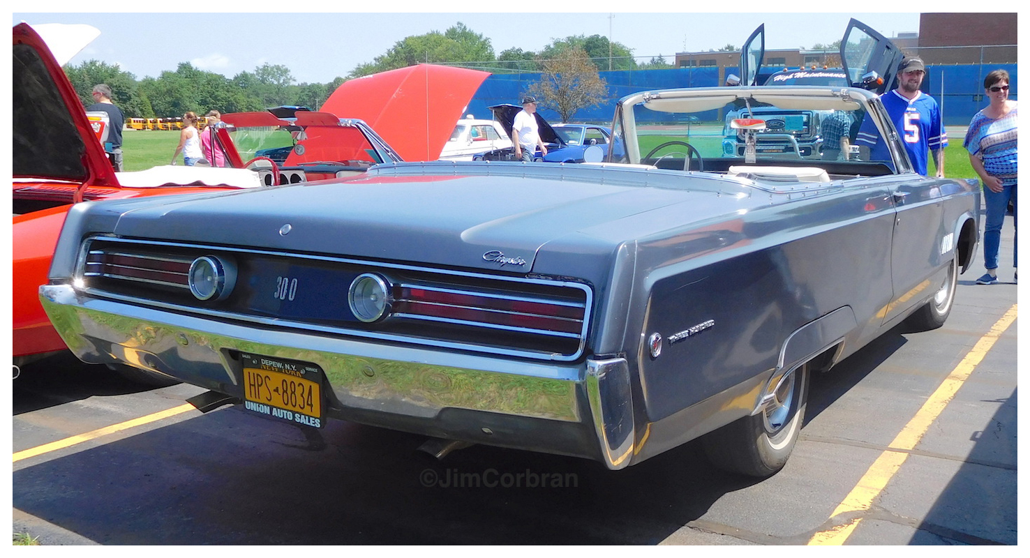 Realrides of wny 1968 chrysler 300 if you liked your cars big you couldnt go wrong with a 1968 chrysler 300 like this one with the top down it looks even longer than it actually is which sciox Image collections