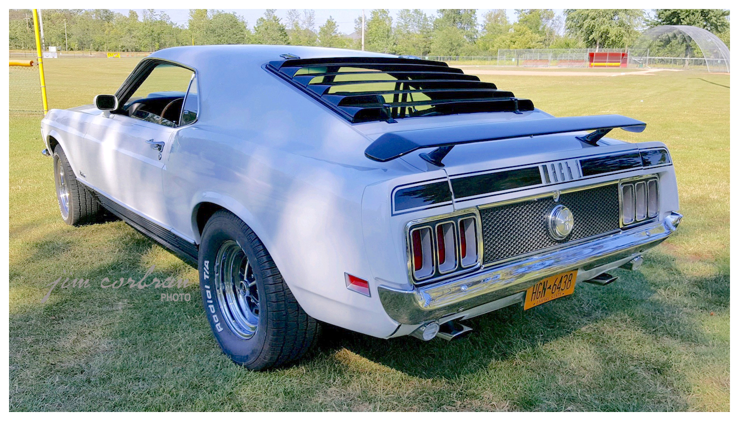 Realrides of wny 1970 ford mustang mach 1