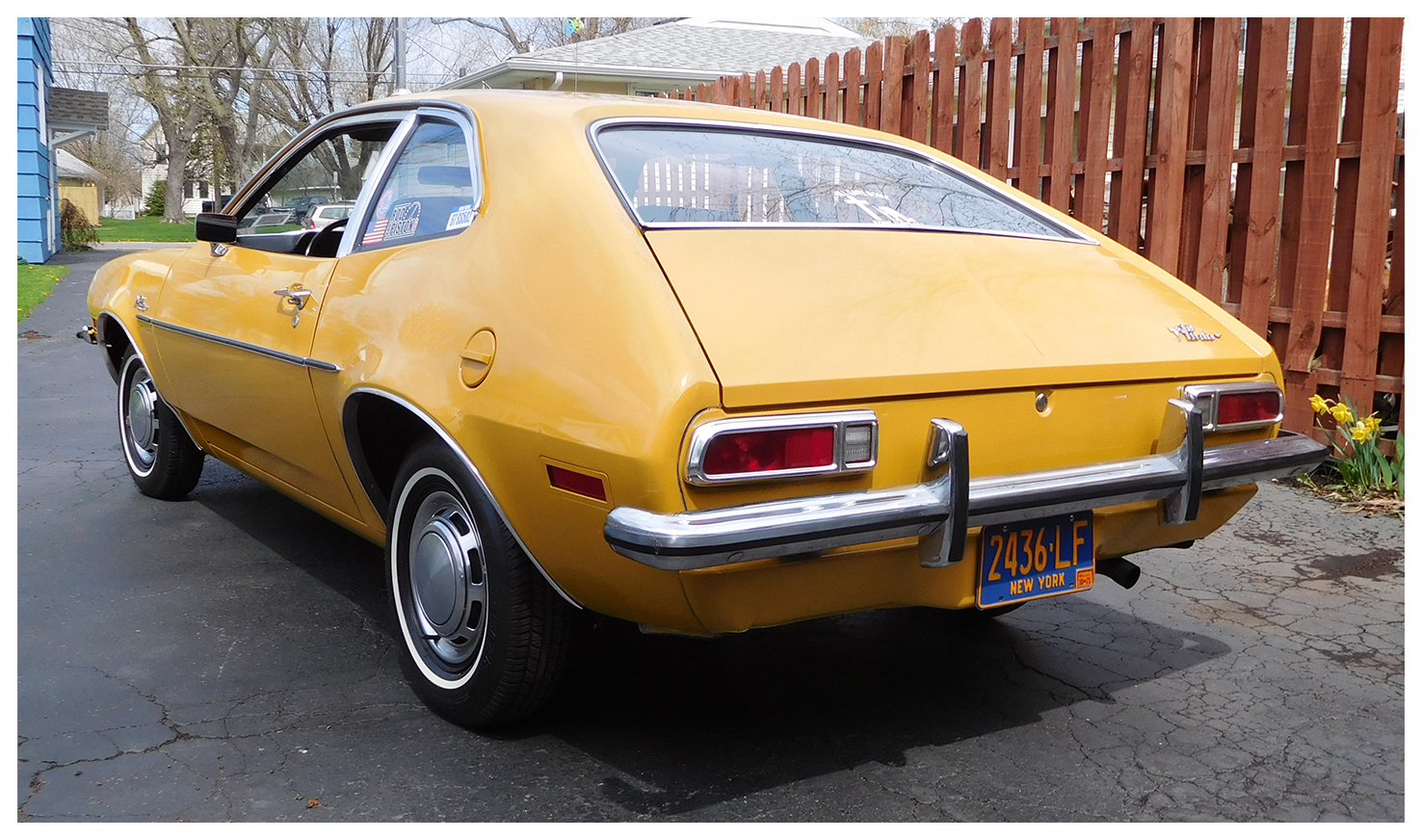 RealRides of WNY - 1971 Ford Pinto