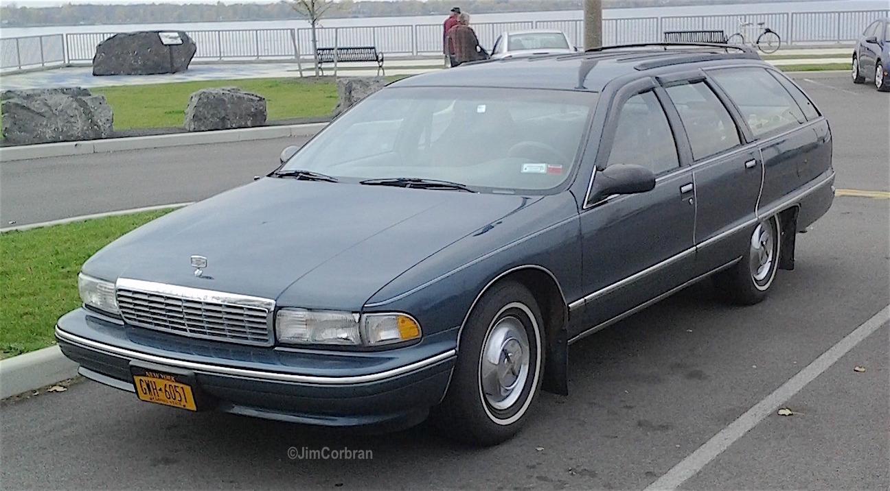 realrides of wny 1995 chevy caprice classic buffalo cars