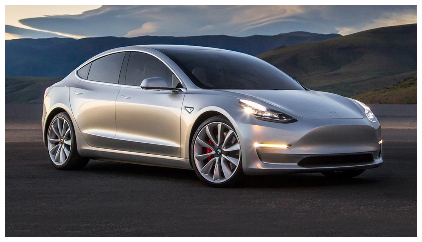 Tesla S Model 3 By Jim Corbran Don T Let It Be Said That In This Corner We Re Against Electric Cars A Great Concept Keeps Improving With Each